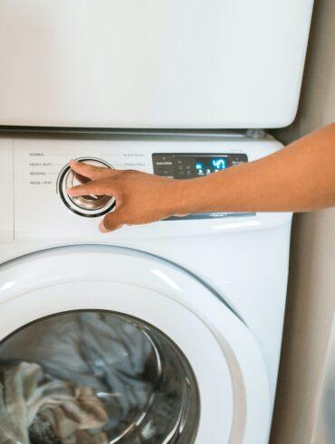 Tips om de levensduur van je wasmachine te verbeteren