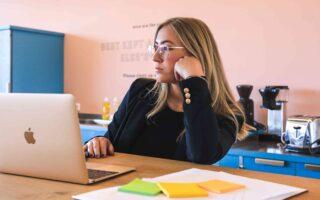 Zorgeloos werken vanaf kantoor of vanuit huis