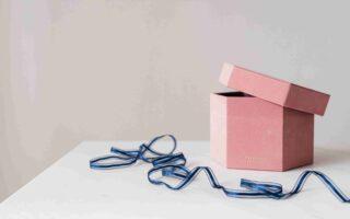 Bedrukte dozen voor webshopeigenaressen